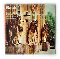 Bach  -  Sonaten für Flöte und Cembalo