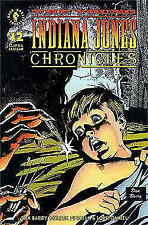 Young Indiana Jones Chronicles, The #12 FN; Dark Horse | save on shipping - deta