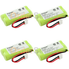4x Cordless Home Phone Battery for AT&T BT18433 BT184342 BT28433 BT284342 3101