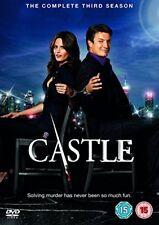 Castle - Season 3 [DVD][Region 2]