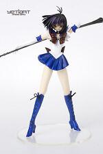 Sailor Saturn Fighting Sailor Moon Hand Painted Resin Yetiart Figurine Pre-order