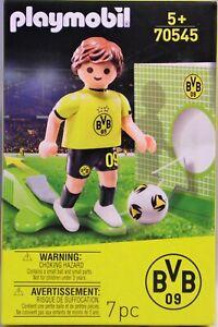 PLAYMOBIL 70545 Borussia Dortmund BVB Figur Promo Fussballer Fußballspieler NEU