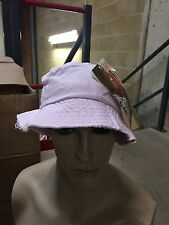 Oxbow Women's Doloritap Bob Canvas 100% Cotton With Branded Logo Pink F5