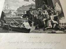 Antique (Pre - 1900) Country Original Art Prints