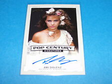 2014 Pop Century AMI DOLENZ Autograph SP/25 - Miracle Beach / General Hospital