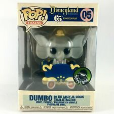 RARE Dumbo in Train Carriage 65th Disney Funko Pop Vinyl New in Mint Box + P/P