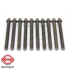 BMW Cylinder Head Bolt Set M40 M42 M43 M44 E36 318i/is E46 318i E30 318i Z3 1.9