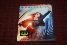 Supergirl: The Complete First Season (DVD, 2016, 5-Disc Set) *Brand New Sealed*