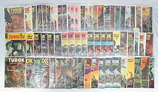 Lot 67 Gold Key Dell Turok Son Of Stone Comics Issues #5-75 Silver Age 1956-1964