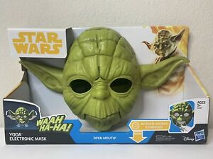 Star Wars YODA Electronic Toy with Sounds - Mandalorian Play Costume Outfit