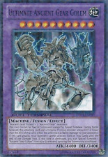 Ancient Gear Tournament Deck - Ultimate Golem - Wyvern - Hydra 46 Cards - Yugioh