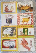 Kids Mini Book Collection Bulk Lot x 8 Books Penguin Early childhood 2013