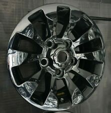 18'' x 8'' Black SAW TOOTH Style Alloy Wheels Set of 4 Fits Land Rover Defender