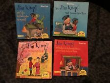 4 Pixi Bücher, Jim Knopf, gelesen