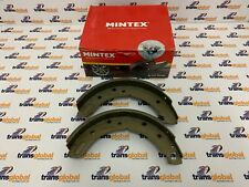 Land Rover Series 2 and 3 Transmission Handbrake Brake Shoe Set MINTEX STC3821