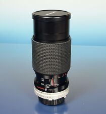 Panagor PMC 4.5/80-200mm auto tele zoom macro lens Minolta MD objetivamente - 200066