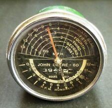Vintage John Deere Tractor Hours - RPM - Speed Gauge - Part No. 569AAY2