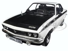 1975 OPEL MANTA GT/E WHITE 1:18 DIECAST MODEL CAR BY NOREV 183634