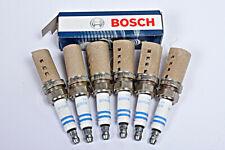 BOSCH Platinum Spark Plug X6 pcs Fits BMW LAND ROVER MINI ROLLS-ROYCE 1435855