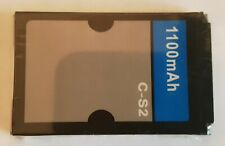 NEW C-S2 BATTERY FOR 8520 8300 8310 9300 AND VARIOUS BLACKBERRY MOBILE PHONES