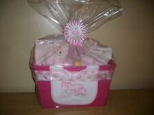"""""""It's A Girl"""" Elephant Theme Baby Shower Gift Basket or Centerpiece"""