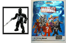 Mega Bloks - BLACK SPIDERMAN - Marvel series 1 - new in package
