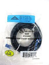 Allen Tel 14ft CAT5e Ethernet Network Cable - AT1514EV-BK  - BLACK
