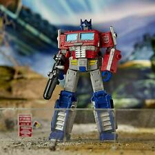 Transformers War For Cybertron Earthrise Leader Class Optimus Prime