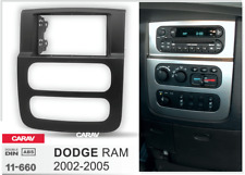 CARAV 11-660 2Din Marco Adaptador Kit Instalacion Radio DODGE RAM 2002-2005