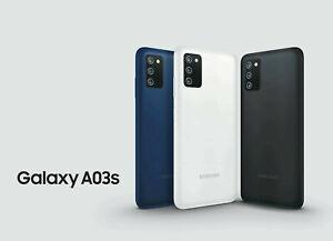 """Samsung Galaxy A03s (64GB 4GB RAM) 6.5""""  Dual Sim 4G FACTORY UNLOCKED smartphone"""