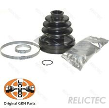 CV Driveshaft Boot Bellow Cover Kit Vauxhall Opel Saab:9-3,CORSA D,COMBO