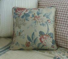 NEW Custom Ralph Lauren  Lake House Throw Pillow 16 inch Invisibl Zipper Closure