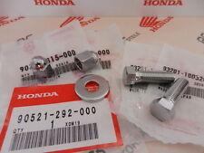 Anbauteile Stoßdämpfe?r für Chrombügel Haltebügel Honda CB 750 Four K2 - K6