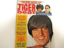 TIGER BEAT JUN 1968 EXCELLENT CONDITION THE MONKEES, SHERMAN, LEN WHITING & MORE
