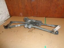 JAGUAR X-TYPE 2005 FRONT WIPER MOTOR AND LINKAGE BOSCH