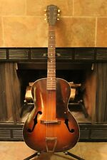 1930's Gibson Kalamazoo Archtop Project
