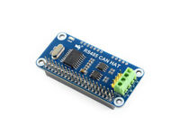 RS485 CAN HAT for Raspberry Pi Allows Stable Long-distance Communication SPI