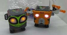 Meccano Robots Model 91815 & 91840 Both Working