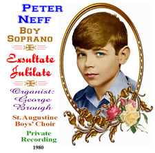 Peter Neff - Boy Soprano - Exsultate Jubilate - 1980