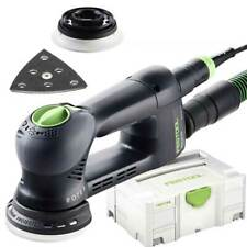 Festool Ponceuse Rotex Ro 90 Dx Feq Plus 571819 en Systainer Sys 2 T-Lo