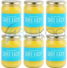 Ghee facile Organic Ghee - 500 g (Pack de 6)