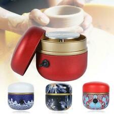 Mini Electric Pottery Wheel Ceramic Machine 6cm Work Clay Art Craft DIY Machine