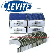 """Clevite .020"""" Under Size Rod Bearing Set 327 283 265 302 sb Chevy Small Journal"""