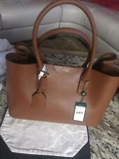 RALPH LAUREN TATE CITY TOTE