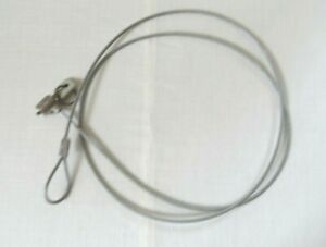 Kensington Laptop Computer Cable Lock with Key