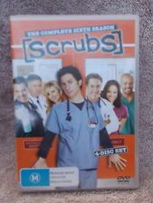 SCRUBS THE COMPLETE EIGHTH SEASON(3 DISC BOXSET)  DVD M R4