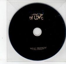 (DS242) Arrows of Love, Real Friends - DJ CD