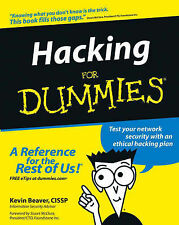 USED (GD) Hacking For Dummies (For Dummies (Computer/Tech)) by Kevin Beaver