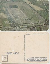 Vintage Indianapolis Motor Speedway Indy 500 Track Collector Postcard