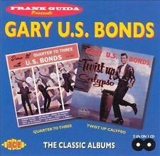 """Dance 'Til Quarter to Three/Twist Up Calypso by Gary """"U.S."""" Bonds (CD,..."""